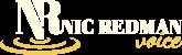 Nic Redman Voice logo